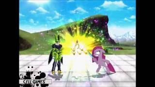 Mugen - Pinkamena vs Perfect Cell