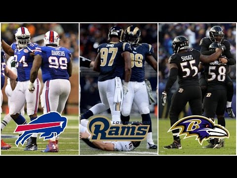 10 nfl defesnes that need more respect Which NFL defense do you think is the most underrated? Any other Sports lists you want us to do? Let us know in the comment section and we will credit...