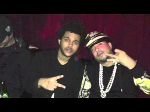 French Montana - Gifted Ft. The Weekend (W/Lyrics)