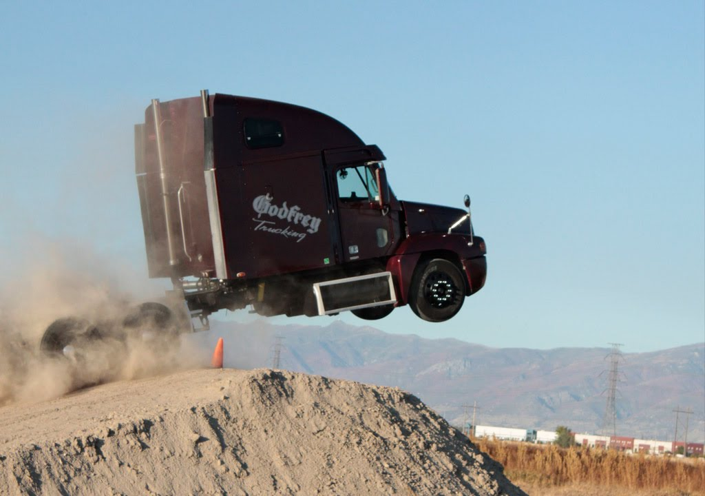 Semi Truck Ramps Nitro Circus Semi Truck Ramp