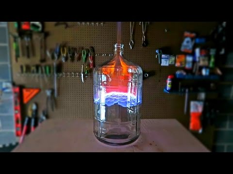 10 Cool Science Experiments - Complation