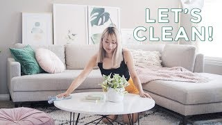 Clean With Me 2018 | All Day Cleaning Routine ✨