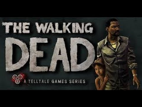 THE WALKING DEAD episode 2 STARVED FOR HELP WALKTHROUGH part 1