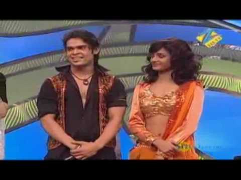 Lux Dance India Dance Season 2 March 20 '10 Kunwar & Shakti video