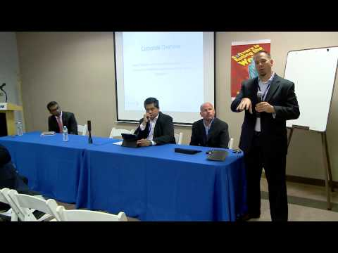 Globecomm Techforum 2013: Challenges of LTE Roaming Where Are the Revenues