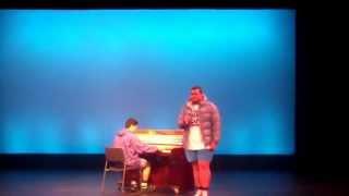Download Lagu Lego House by Ed Sheeran Stage Performance by Samiuela Mahu'inga & Elijah Gratis STAFABAND