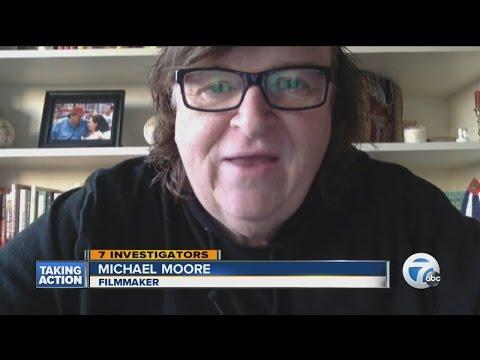 Michael Moore writes letter asking for the arrest of Gov. Rick Snyder