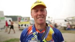 Campionato Italiano Quadcross FMI 2016: Ottobiano, intervista Davide Gigli