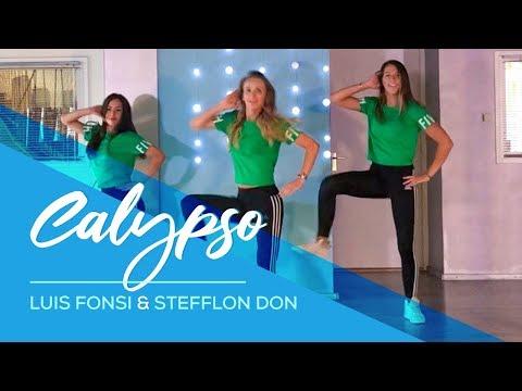 Calypso - Luis Fonsi - Easy Fitness Dance Choreography - Baile - Coreografia