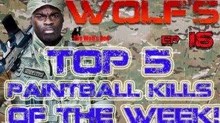 WOLF's TOP 5 KILLS With Merciless Mercies!!!!