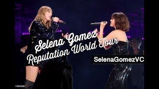 Download Lagu Selena Gomez Reputation Tour - Vocal Review Gratis STAFABAND