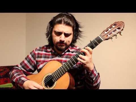 Fantasia - Alonso Mudarra / Emerson Salazar - Guitar