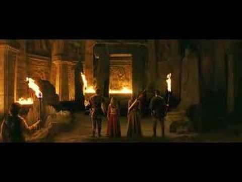 Prince Caspian Movie Trailer Prince Caspian Trailer hd