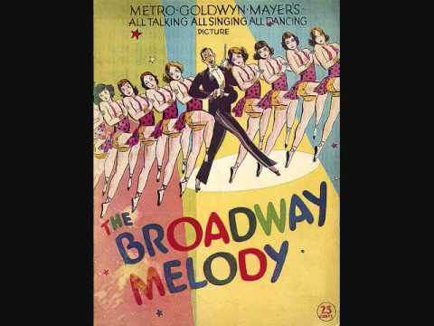 Broadway Melody Video