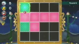 Minigames - Square Off - Normal Difficulty - Super Mario Party (Switch) - No Commentary