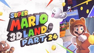 Super Mario 3D Land playthrough | Cleanup 8 | part 24