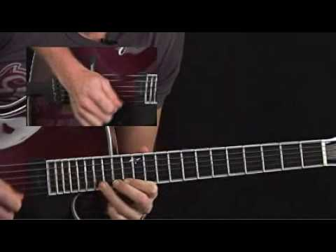 Guitar Lessons - Jazz Combustion - Andreas Oberg - Fast Bebop Soloing