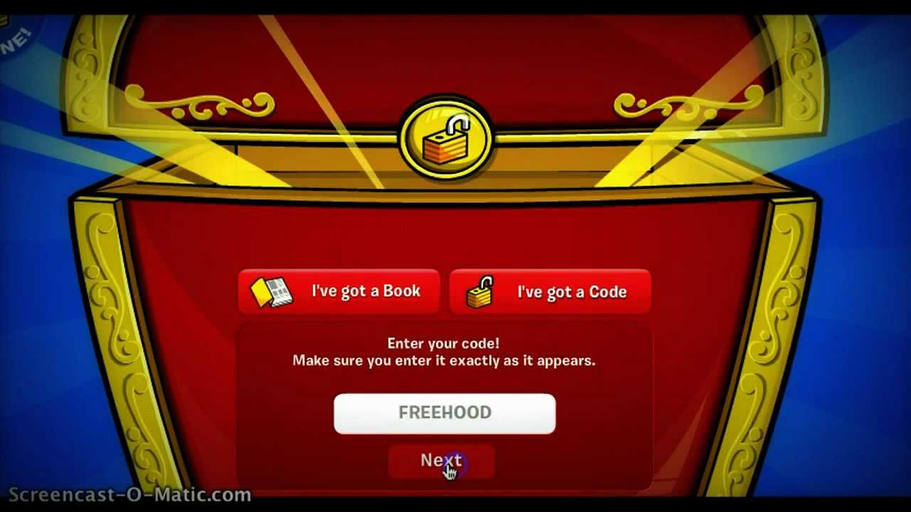 i will give you a membership if you give me a code from the penguin band toy. Go Lebron woo!, on June 16, at am said: It's very obvious your better than tooly, mimo, SOS, ojoc, Lil Suad and last but not least, CD93 (chrisdog93).