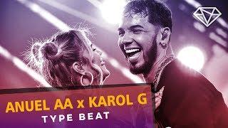 "Karol G x Anuel AA - Secreto Free Latin Trap Type Beat with Hook 2019 - ""SECRETO"""