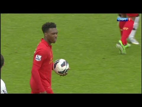 Daniel Sturridge vs Fulham 12-13 (A) HD 720p by i7comps.