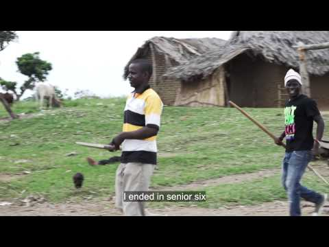 Young entrepreneurs in Uganda