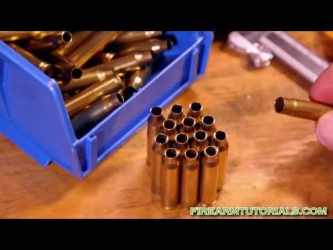 Dillon RT-1500 trimming .223 brass