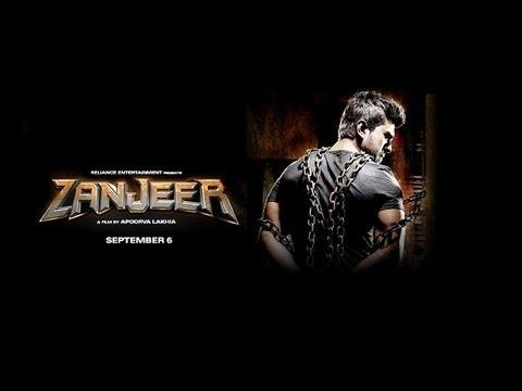 Zanjeer Trailer | 2013 Film | Ram Charan Priyanka Chopra Prakash...