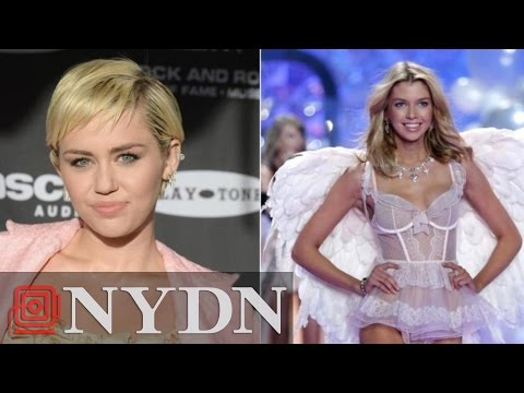 Miley Cyrus Finds Romance With Victoria's Secret Model Stella Maxwell, Say Friends