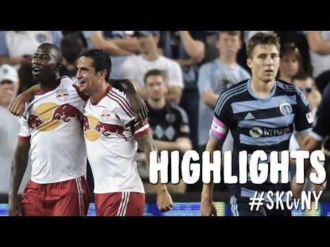 HIGHLIGHTS: Sporting Kansas City vs. New York Red Bulls | October 26, 2014