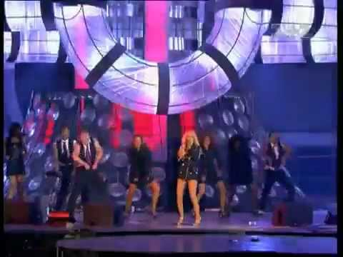 Christina Aguilera - Fighter (Official Live Video)