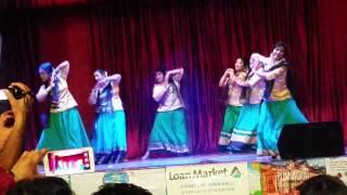 LIMA ONAM 2015 - REJEENA AND FRIENDS DANCE