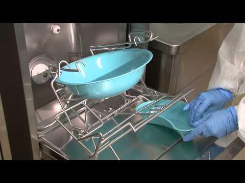 Pan Washer Sanitiser Bed Pan Washer Disinfector