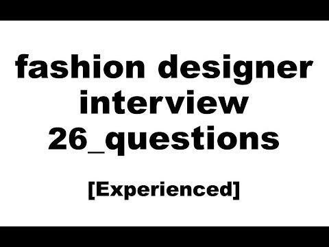 fashiondesignerinterview