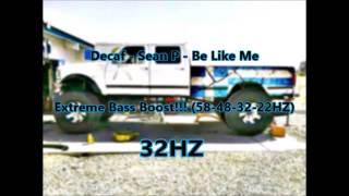 download lagu Decaf - Sean P - Be Like Me Extreme gratis