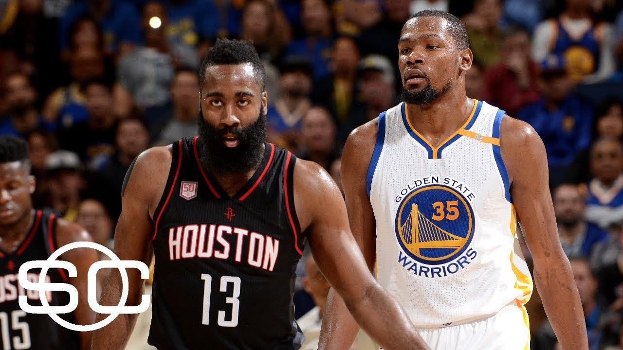 Warriors and Rockets clash in Houston | SportsCenter | ESPN