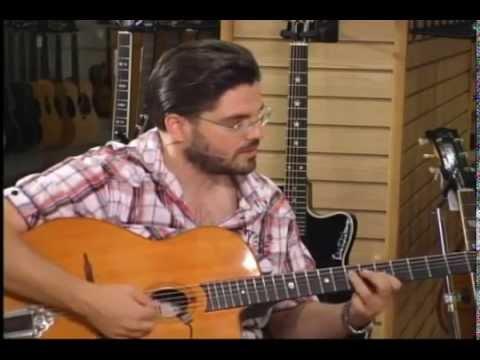 Gypsy Swing Guitar With Joscho Stephan
