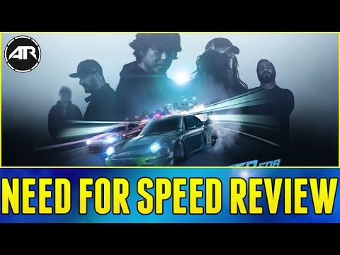 Need For Speed  Review : Gameplay. Car List. Customization. Story Mode & More!!!