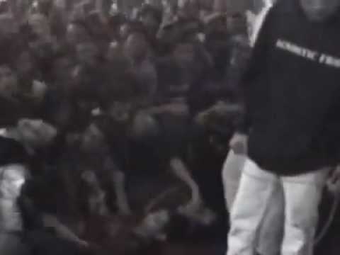 Overcast - Boisterous Sound,Dig A Hole,Live For Today (menace) LIVE @JAKARTA BERSATU VOL.1 2001