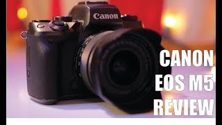 Road Tested in Iceland - The Canon EOS M5 Mirrorless Camera Review