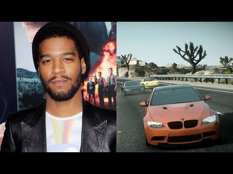 'Need For Speed' Adds Kid Cudi