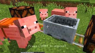 Etho Plays Minecraft - Episode 429: Pig Power!