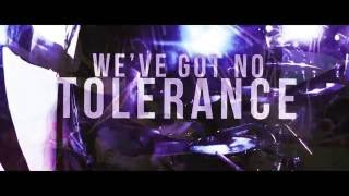 STICK TO YOUR GUNS - No Tolerance (Lyric video)