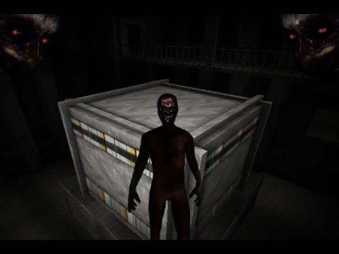 CAPTURING THE EVIL OLD MAN!!(SCP-106)-SCP Containment Breach v0.6.1(UPDATE)-Part 6