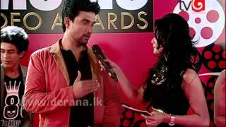 Derana Music Video Awards 2014 - Red Carpet