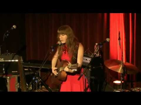 Jenny Lewis and Band in The City, 2012 - SILVER  LINING