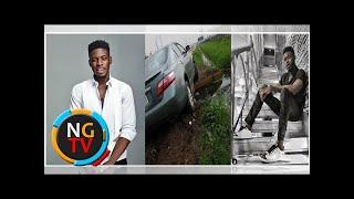 Big Brother Naija's Soma survives a near-fatal accident