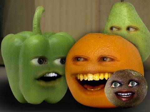 Annoying Orange - The Sitcom
