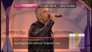 Eros Ramazzotti - Parla Con Me (Live Sommarkrysset 2009).avi