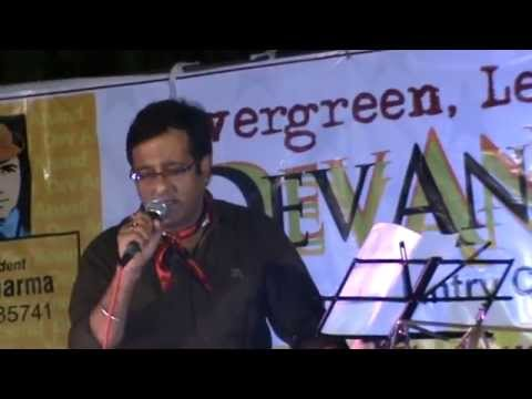 Kiska Rasta Dekhe Ae Dil - Mohit Datta at Country Club  - Joshila...