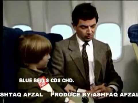 Babu jee in air plane - Pashtosaaz.com